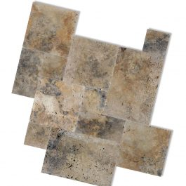 Autumn Travertine Paver