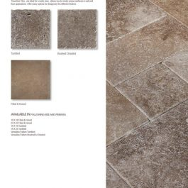 Noce Travertine Tile