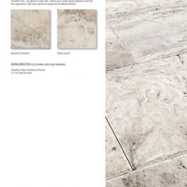 Philadelphia Travertine tile