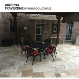 Arizona pool coping