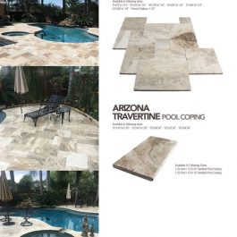 Arizona Travertine Paver