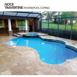 Noce pool coping