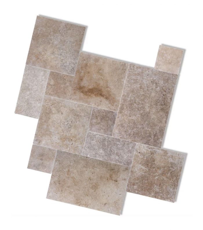 Noce Travertine Paver