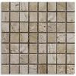 LEONARDO MOSAIC TRAVERTINE