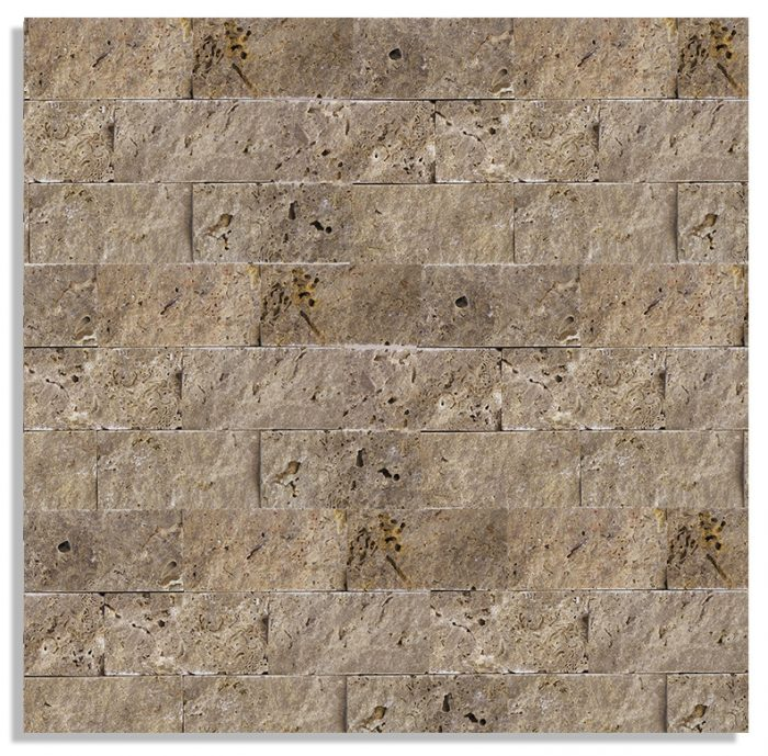 NOCE SPLIT FACE TRAVERTINE