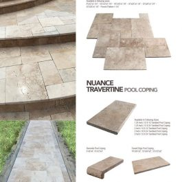 Nuance Travertine paver