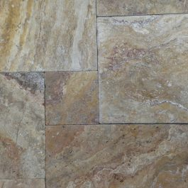 Scabos French Versailles Travertine Paver