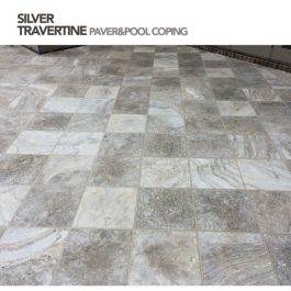 Silver coping