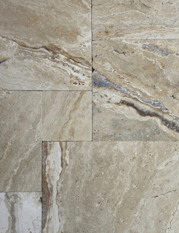 Leonardo Travertine Pavers