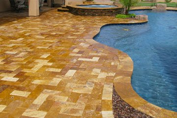 Color of Travertine