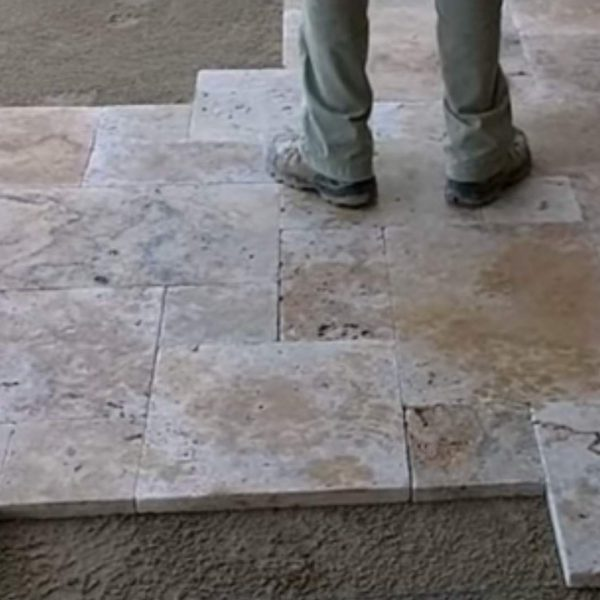 Travertine Contractor