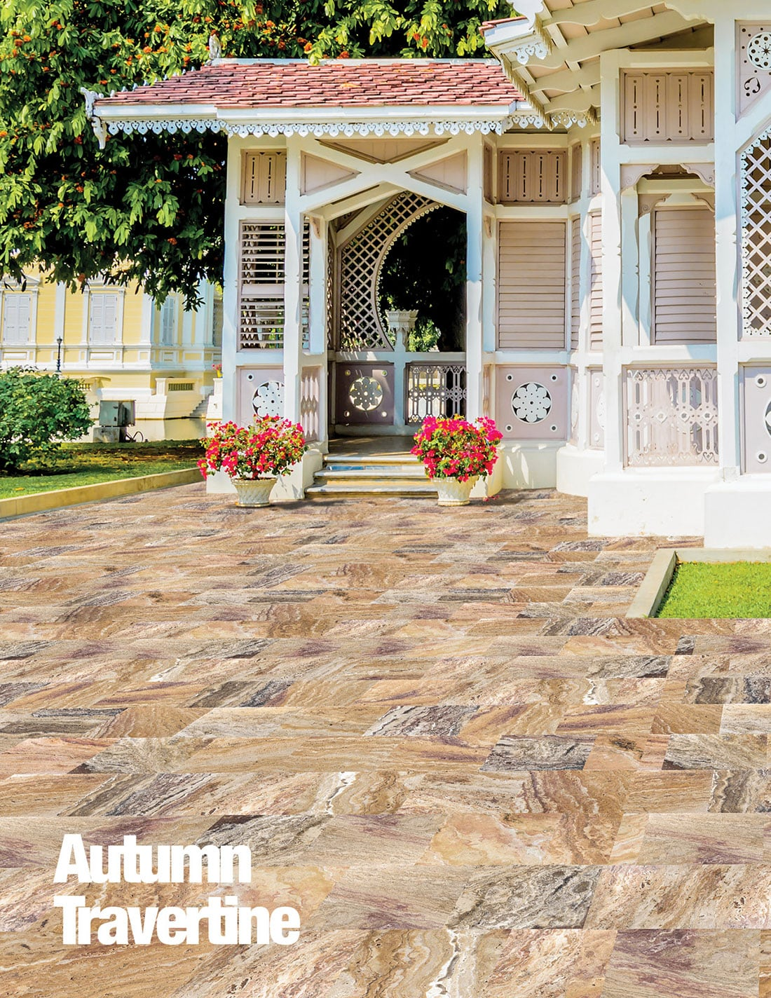 Autumn Travertine