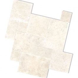Super Light Ivory paver