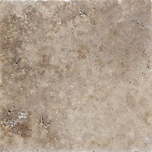 24x24 Ivory Blend Travertine Pavers