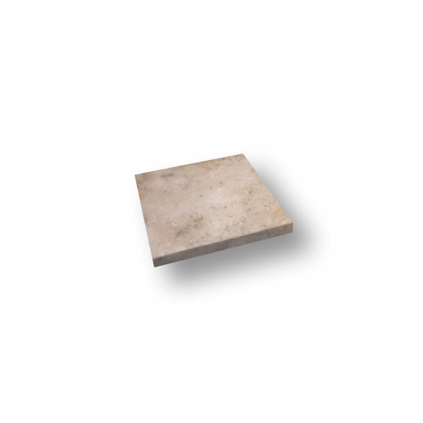 12x12 Country Classic Travertine Eased Edge Pool Coping