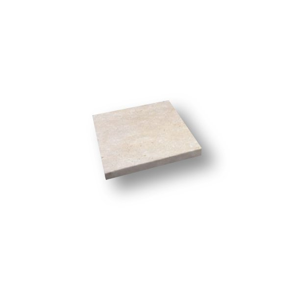 12x12 Classic Ivory Eased Edge Pool Coping
