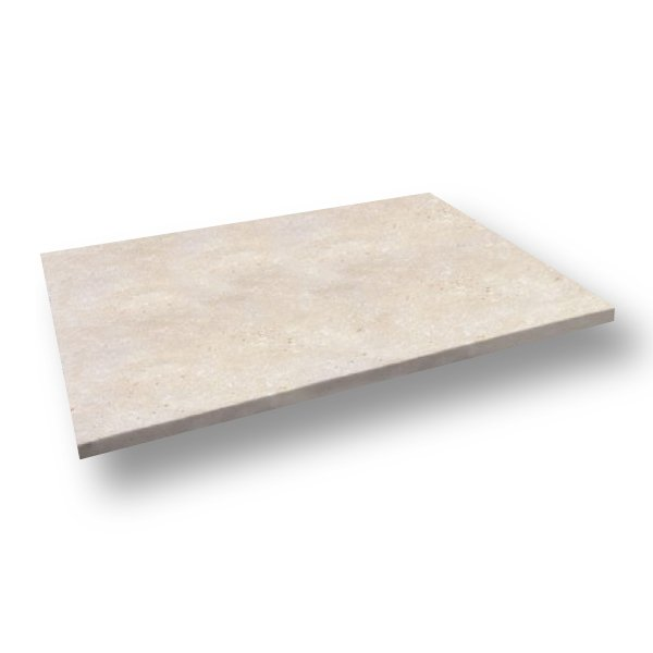 24x36 Classic Ivory Eased Edge Pool Coping