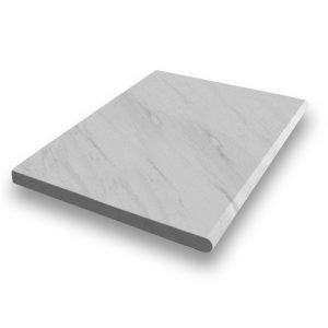 16x24 Sky White Marble Pool Coping