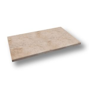 16x24 Classic Ivory Blend Eased Edge Pool Coping
